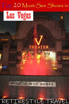 Top 20 must-see best shows & entertainment in Las Vegas for Summer 2020 (excluding musician residencies). Vegas hacks and travel tips by Retirestyle Travel. Usa Travel Guide, Travel Usa, Travel Guides, Travel Tips, Las Vegas Shows, Las Vegas Strip, Fremont Street, Amazing Adventures, Travel Photos