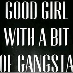 Now thats gangster!
