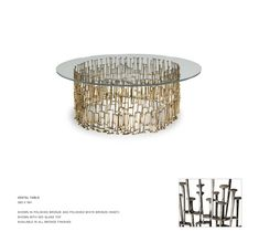 John Lyle Design - VESTAL TABLE