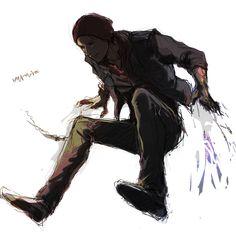Delsin rowe by HA-Y.deviantart.com on @deviantART
