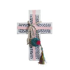 Cute home decor inspiration to regard, For additional wonderful summary , check the image-link information 6131787619 this second. Quirky Decor, Modern Wall Decor, Boho Decor, Rustic Decor, Hand Painted Crosses, Wall Crosses, Crosses Decor, Clay Cross, Cross Wall Decor