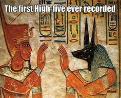 Ancient High Five