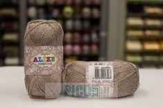 Fir de tricotat sau crosetat - Fir microfibra ALIZE FOREVER SIMLI BEJ 167 Forever, Crochet, Bags, Tricot, Handbags, Ganchillo, Crocheting, Knits, Chrochet