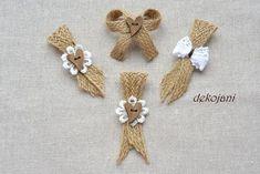 Přírodní vývazky, Tassel Necklace, Tassels, Diy, Jewelry, Jute Crafts, Jute, Jewlery, Bricolage, Jewerly