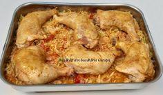 Pulpe de pui pe varza la cuptor - Bunătăți din bucătăria Gicuței Turkey, Chicken, Meat, Food, Turkey Country, Eten, Meals, Cubs, Kai