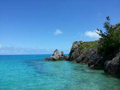 Looking north from Bailey's Bay Dock. #Bermuda @wearebermuda