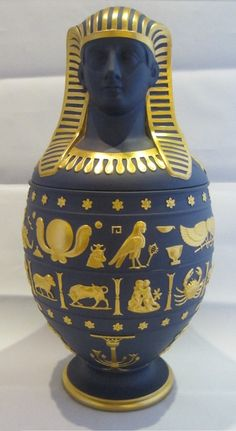 Catawiki online auction house: Wedgwood Genius Collection Canopic vase