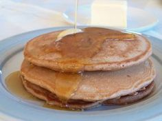 Fluffy Chestnut Flour Pancakes   fastPaleo Primal and Paleo Diet Recipes