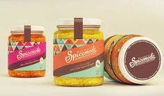 Spice Mode // the Dieline // Designed by Isbella Rodriques, Brazil