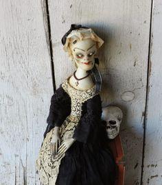 Antique Queen Anne Doll - Google Search