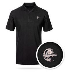 Exclusive Star Wars Death Star Polo