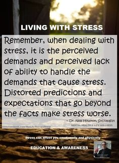 REMEMBER: LIVING WITH STRESS RELATIONSHIPS: FIGHTING FAIR ~ Dr. Neal Houston, Sociologist (Mental Health & Life Wellness) EDUCATION & AWARENESS www.facebook.com/TheLifeTherapyGroup