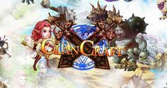 Clancraft é um MMORPG para o facebook que junta estratégia com simulação de cidades, levando o jogador até um mundo mítico de aventuras.
