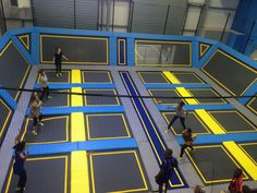 Jumping date night Trampoline Games, Trampoline Park, Basketball Court, Dating, Night, Dodge, Parks, Ideas, Quotes