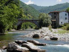 River Lima - Bagni di Lucca Villa