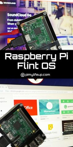 How to install Flint OS to the Raspberry Pi! If you have never heard of it then to put it simply it's an operating system that's built off of the open source project Chromium OS.