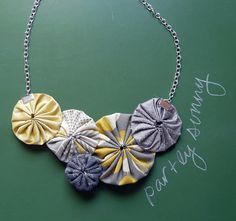 pretty bridesmaid necklaces - we can customize for you!