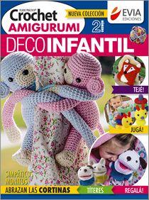 Crochet AMIGURUMI Deco Infantil Nº 02 - 2015