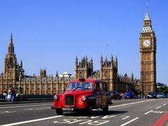 De paseo con la cámara: Londres