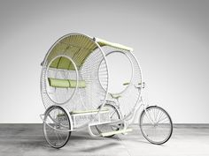 eclipse is a modern day rickshaw by kenneth cobonpue