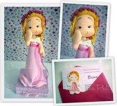 Princesa Bruna by Biscuit da Pati, via Flickr