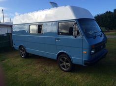 Motorhome, Vw Lt 28, Classic Campers, Vintage Ice Cream, Vw Camper, Mk1, Type 1, Cars And Motorcycles, Trailers
