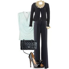 """""""chic outfit"""" by micaxoxo on Polyvore"""