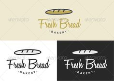 Bakery Logo Template  #GraphicRiver         Fresh logo for a bakery. . 100% customisable and resizable template . In Colour, Grey and White . Ai and Eps Files included . Colour: Cmyk . Fully editable Text . Only Free Fonts used (link to download in the .txt file) Enjoy!     Created: 18September13 GraphicsFilesIncluded: VectorEPS #AIIllustrator Layered: No MinimumAdobeCSVersion: CS Resolution: Resizable Tags: bakery #blue #boulangerie #bread #cakes #cream #food #logo #pastries #patisserie…