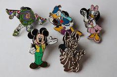 Disney Trading Pins!