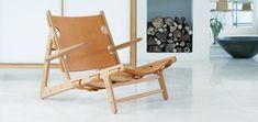 BM2229 Jagtstolen - Børge Mogensen | Juhls Bolighus