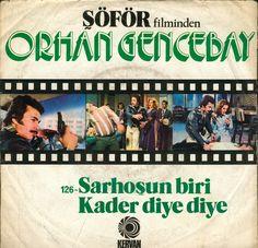 "ORHAN GENCEBAY - Sarhosun Biri.  From the 1975 film ""Gulsah"""