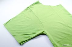 Make a Totally Rad 80S Style Tee Shirt Step 3.jpg