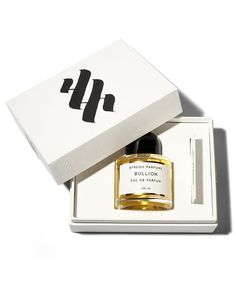 Byredo Bullion limited edition perfume