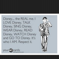 This is my life along with other cast member of the Walt Disney company