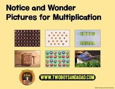 How are you introducing multiplication to 3rd graders? How about teaching multiplication with an activity that has an entry point for all students? It involves using these numbers: 12, 18, 24, 30 and 36? Why those numbers? Discover and learn more with this informative blog post on how your students can be successful with learning the concept of multiplication. #twoboysandadad #multiplication Learning Multiplication, Multiplication Strategies, Multiplication And Division, Teaching Numbers, Teaching Math, Math Tips, Problem Solving Activities, Math Coach, Subitizing