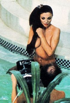 Seldom.. In the stud joan collins nude improbable