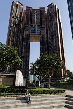 Skyscrapper - Hongkong