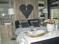 slaapkamer van mijn zus.