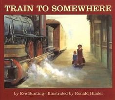 Polka Dot Lesson Plans: A Train to Somewhere - Making Inferences {Mentor Text}
