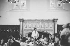 groom's speech at Horsley Park wedding by maria assia photography http://mariaassia.com/horsley-park-quirky-lavender-autumn-wedding/