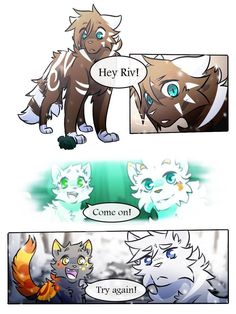 DeviantArt is the world's largest online social community for artists and art enthusiasts, allowing people to connect through the creation and sharing of art. Warrior Cats Comics, Warrior Cat Drawings, Warrior Cats Fan Art, Warrior Cats Art, Cat Comics, Cat Reading, Cute Alien, Fox Dog, Wolf Pictures