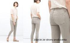 Zara light grey jeans