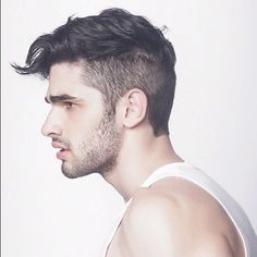 """How to Rock a """"Short on Sides Long on Top"""" Hairstyle"""