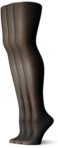 L'eggs Women's Energy 3 Pack All Sheer Panty Hose >>> Be sure to check out this awesome item.