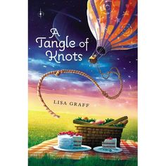 Told in multiple viewpoints, A Tangle of Knots is a magnificent puzzle. In a slightly magical world where everyone has a Talent, eleven-y...