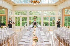 Gabbinbar Homestead at Toowoomba, boasts elegant charm… just look at this reception venue! (Photo by Made For This)