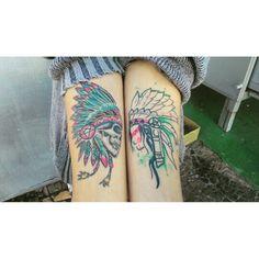 Índios tattoo