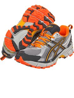 Just ordered my new running shoes!  The ASICS Kahana Gel is so comfy.  This will be my third pair.    ASICS at Zappos. Free shipping, free returns, more happiness!