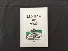 it's now or never by Thewaytoyourdream on Etsy