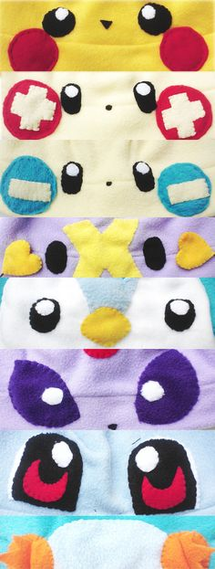 cute animal and character beanies